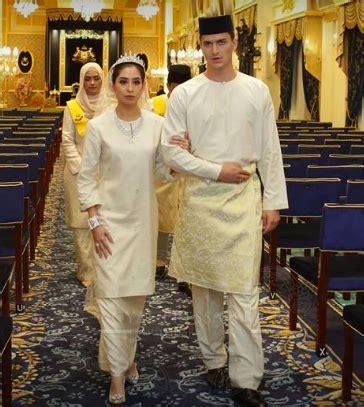 Baju Kurung Majlis Kahwin netizen puji baju kahwin tunku aminah simple elegen tunku azizah dedah fakta menarik di