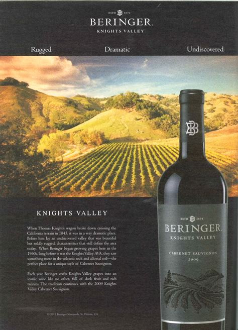 Cellar Ideas Themes Of U S Wine Advertising And The Use Of Geography