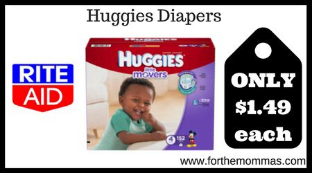 Toys R Us Gift Cards Rite Aid - rite aid huggies diapers only 1 49 each free 25 toys r us gift card starting 10 8