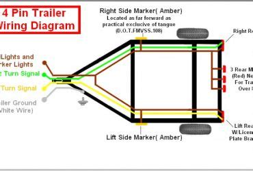 six prong trailer wiring diagram wedocable