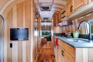 Mobile Home Interior Ideas by Airstream Flying Cloud Mobile Home Idesignarch