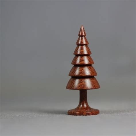 woodturning christmas trees 62 best images about miniature woodturning on pedestal vase and wood turning