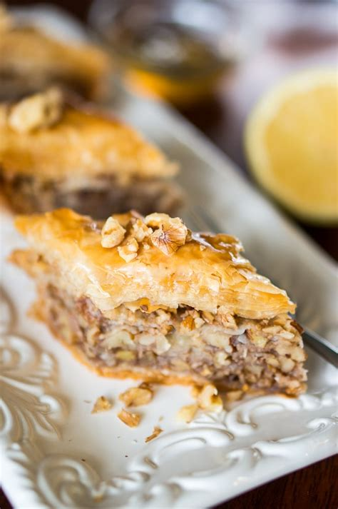 best baklava recipe baklava recipe with step by step delicious