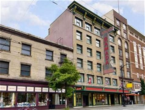 ramada inn downtown ramada limited downtown vancouver vancouver deals see