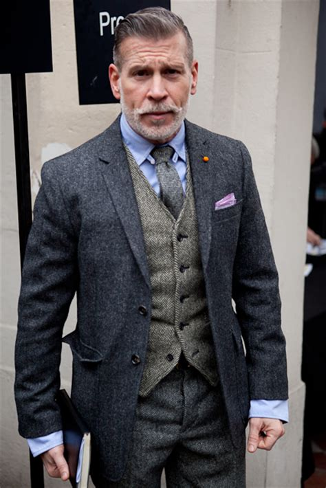 how old is nick wooster hand wrought metal style icon nick wooster
