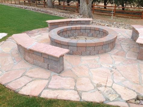 Pit Benches Royal View Landscaping Let Us Make Your Yard Stand Out