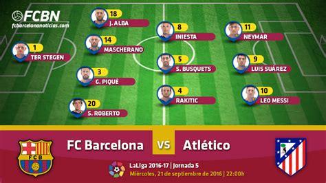 entradas real madrid vs atletico de madrid copa del rey alineaciones del fc barcelona vs atl 233 tico de madrid liga