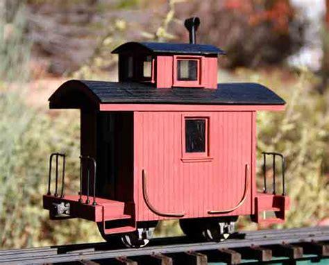 tugboat bobber ozark miniatures bobber caboose kit garden railways magazine