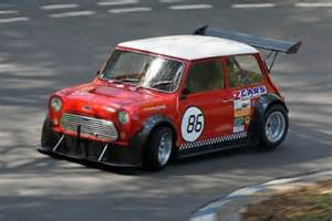 zcars mini busa race car classic mini cooper 1969