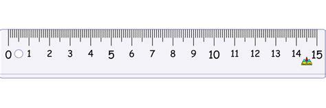 figuras de reglas en pulgadas sin centimetros illustrazione gratis righello geometria scuola