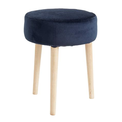 Upholstered Stool by Upholstered Velvet Stool By Out There Interiors Notonthehighstreet