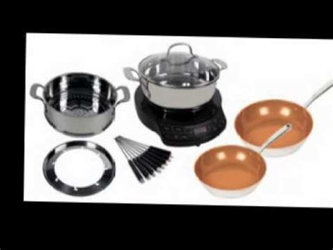 cookware for nuwave cooktop nuwave pic precision induction cooktop with complete