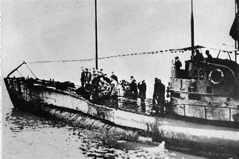 types of u boats in ww1 german wwi u boat found in belgian waters with bodies