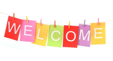 Welcome To New Members Aprrn Welcome New Employee Sign Template