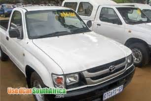 Toyota Hilux Used Cars For Sale In South Africa 2004 Toyota Hilux Used Car For Sale In Pretoria