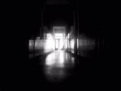 dark hallway bw dark hallway by letsoc on deviantart