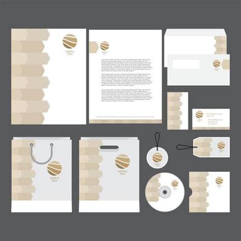 company profile design eps modern company profile template download free vector art