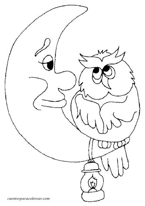 imagenes para colorear luna luna y sol para colorear www imgkid com the image kid