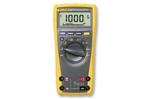Multimeter Digital Fluke 179 fluke 179 true rms digital multimeter