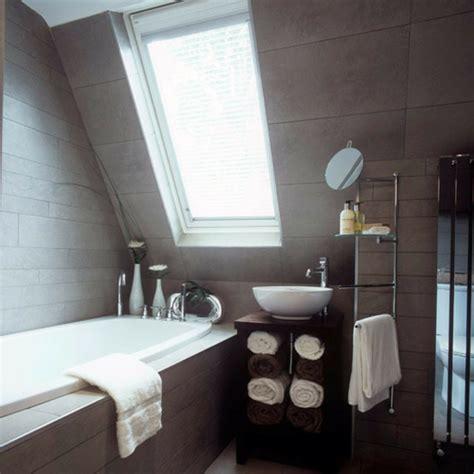 Kleines Badezimmer Unter Dem Dach by M 246 Chten Sie Ein Traumhaftes Dachgeschoss Einrichten 40