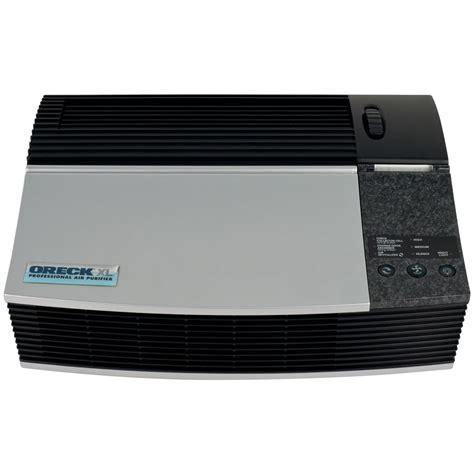 oreck xl professional air purifier  healthy