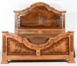 Custom Bed Frames Dallas Beds Rustic Western Bedroom Furniture Store Houston