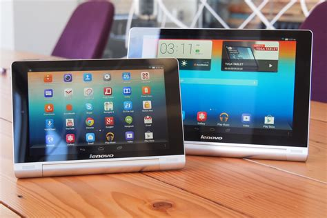 Tablet Lenovo New lenovo tablet unveiled with built in stand and powerful battery digital trends