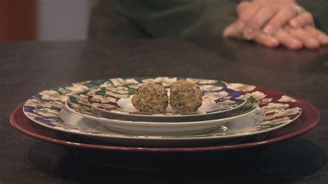 Wlos Carolina Kitchen by Carolina Kitchen Blueberry Almond Protein Balls Wlos