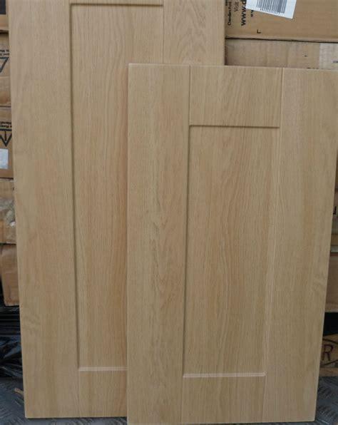 Light Oak Kitchen Doors Panel Style Shaker Light Oak Kitchen Cupboard Door Kitchen Cabinet Unit Door Ebay