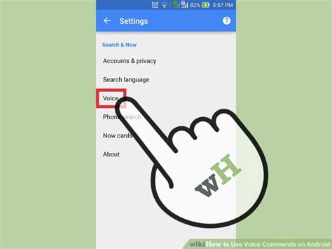 voice commands android how to use voice commands on android 15 steps with pictures