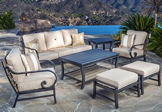 patio furniture seating sets patio furniture costco
