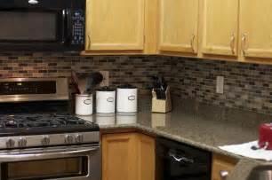 Stick On Backsplash For Kitchen Peel And Stick Tile Backsplash Kitchen Ideas