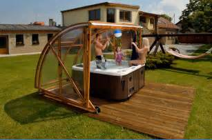 Hot tub enclosure ideas related images