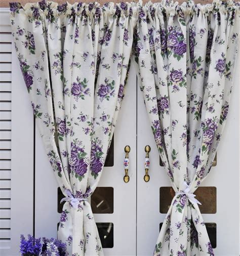 purple lace curtains compare prices on purple lace curtains online shopping