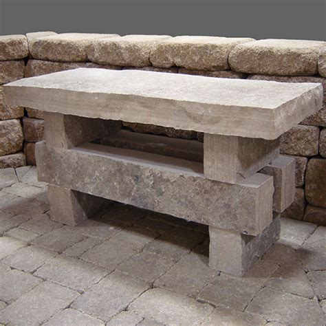 natural stone benches granite creations natural stone bench rademann stone