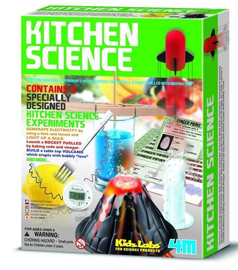 Kitchen Science 4m kitchen science