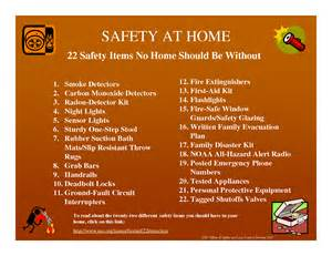 safe at home october national safety month winchestersbesthandyman