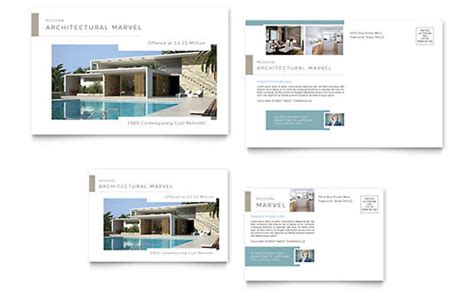 Postcard Templates Business Postcard Designs Direct Mail Direct Mail Template Indesign