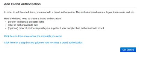 authorization letter to use brand name step by step guide to create a brand authorization wish