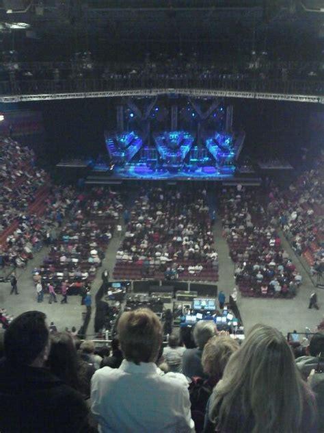 concert seats mohegan sun arena section 112 concert seating