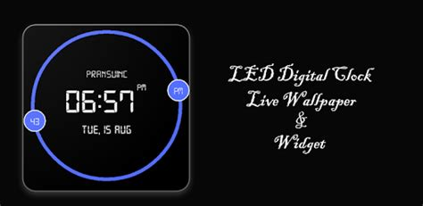 led digital kitchen backsplash demo youtube led digital clock apps on google play