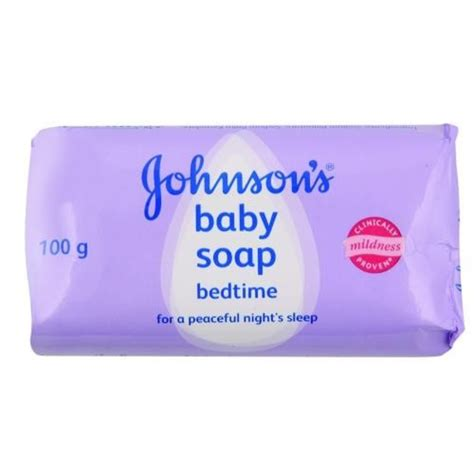 Johson Sabun Sho Galaxyshop Johnson And Johnson Baby Soap Bedtime 100g