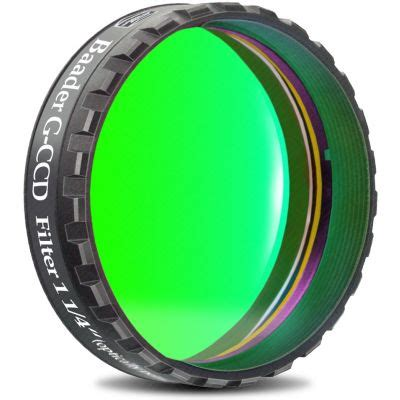g ccd filter modern astronomy