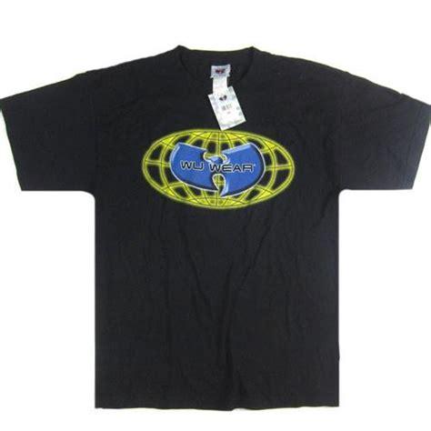 T Shirt Hip Hop Shaolin vintage wu tang wu wear shaolin t shirt rap hip hop 90s