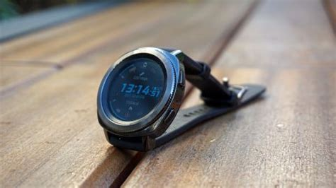 samsung gear sport review techradar