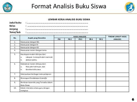 format buku catatan pelaksanaan remedial 2 4 analisis buku guru dan siswa tematik rev