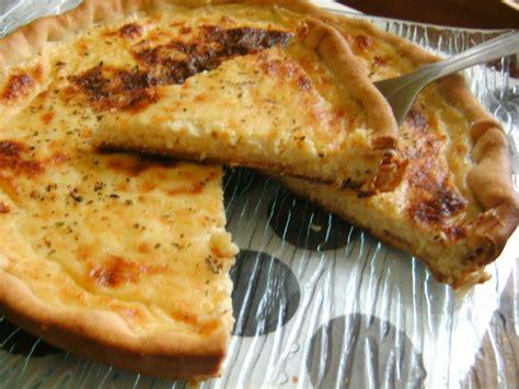 une tarte au fromage b 233 chamel et emmental doux fondant cr 233 meux r 234 ve et gourmandises