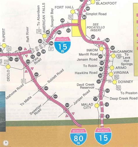 map of hwy 30 oregon u s route 30