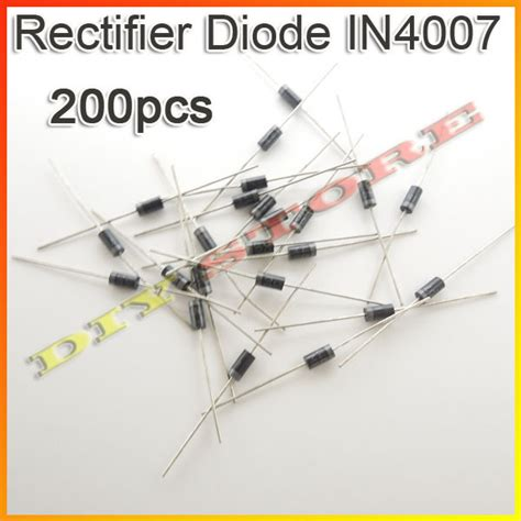 rectifier diode voltage drop aliexpress buy drop shipping 200pcs lot in4007 1n4007 rectifier diode 1a 1000v diode for