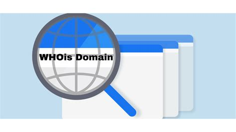 whois domain lookup discover  owns  specific domain